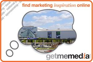 Target your audience advertising at ExCeL London