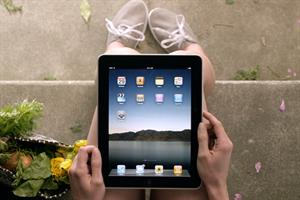 One in three people in UK is a regular tablet user says eMarketer