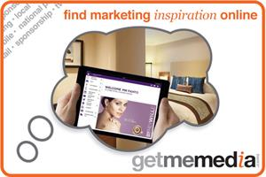 Unrivalled engagement with travelling shoppers via leading hotels of the world