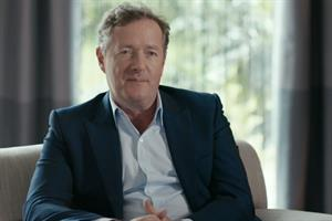 Lotto ad taps into how we love to hate Piers Morgan