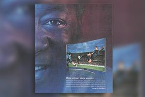 Pele sues Samsung for $30m over use of lookalike in ad... and more
