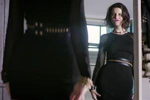 Models strip in River Island's first TV campaign