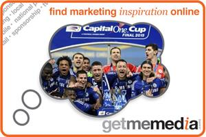 Sponsor The Football League and Capital One Cup Highlights Show