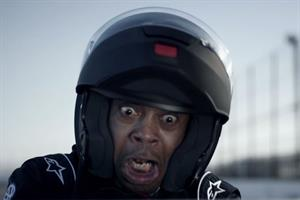 Police Academy's sound effects star Michael Winslow takes on the Volkswagen Golf R
