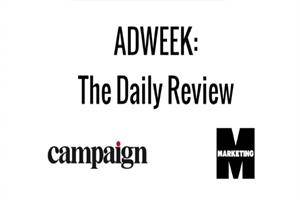 The Daily Review Show from Advertising Week Europe 2015