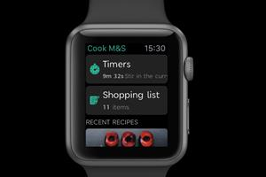 M&S Digital Labs launches Apple Watch app