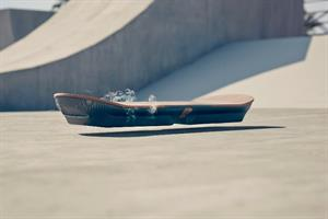 Lexus creates levitating hoverboard to push the 'boundaries of possibility'