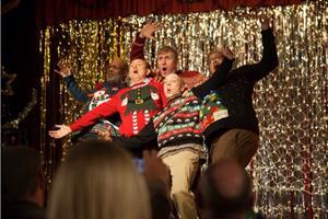 Sainsbury's enlists dubstep dancing dads in Sugar Plum Fairy Christmas spot