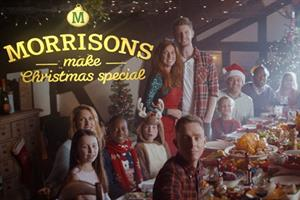 Watch: Morrisons kicks off Christmas campaign with Ant and Dec