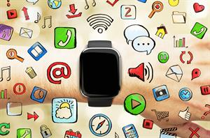 Apple Watch dominates wearable social buzz with two million mentions