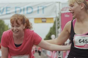 Cancer Research UK reviews creative account