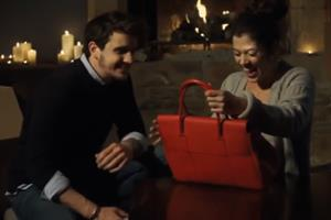 The buzz: Mulberry parodies the nativity for Christmas