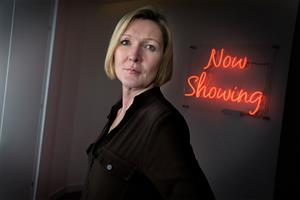 Karen Stacey has ambitious plans for the big screen