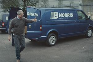 VW launches commercial vehicles TV campaign