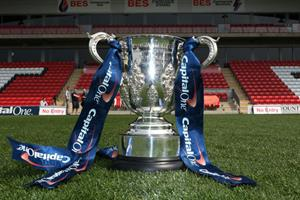 Capital One Cup Final in Twitter Amplify campaign