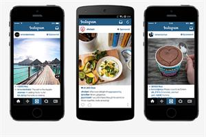 Instagram opens platform to brands and introduces 30-second ads