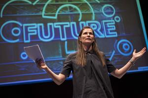 Media must hold giants of tech industry to account, says Guardian's Jemima Kiss