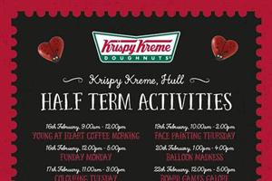 Krispy Kreme doughnuts apologises for launching 'KKK Wednesdays'