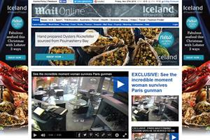 Iceland to take over MailOnline masthead