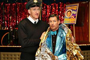 Marmite rescues Dean Gaffney in new online ad