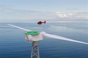Two-bladed 6MW offshore turbines set for Scotland
