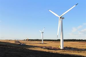Greencoat acquires four UK wind projects