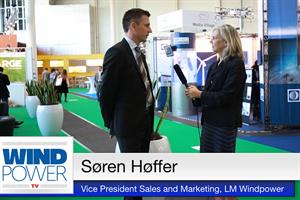 WindEnergy 2014: Adaptabilty in the supply chain is vital - LM