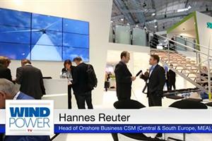 WindEnergy 2014: Siemens low-wind turbine designed for Germany