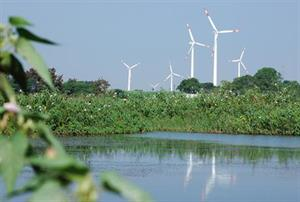 Suzlon boosts revenue in first quarter