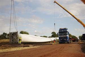 Gallery: RES takes Nordex N100 delivery