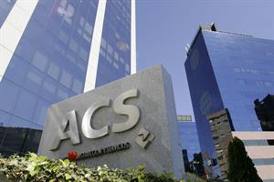 ACS to divest EUR 3.16 billion in Spain