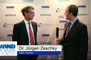 WindEnergy 2014: Nordex's Zeschky unrepentent over N150 cancellation
