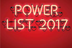 PRWeek U.S. Power List 2017