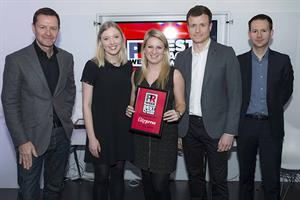 In Pictures: PRWeek UK Best Places to Work Awards 2017