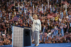 Clinton nomination was a seminal moment for every American