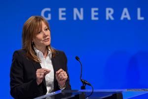 GM's Barra to investors: 'I'm a little more impatient'
