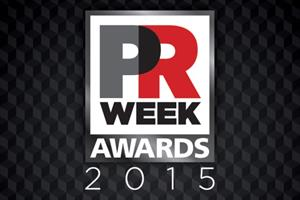 PRWeek US Awards 2015 shortlist revealed