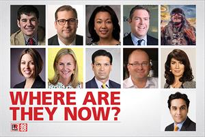 40 Under 40: Where are they now?