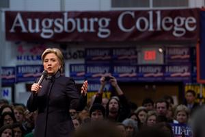 What Hillary Clinton needs to say on Sunday