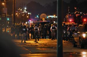 Ferguson prosecutor's blame of social media draws Twitter's ire
