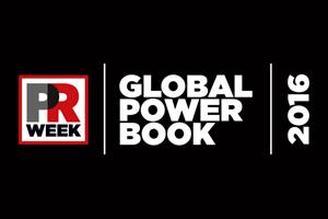 PRWeek launches Global Power Book 2016 - your guide to the world's most influential PR players