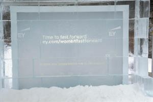 EY unveils campaign to freeze out workplace gender inequality