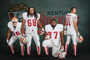 Watch: KFC kicks off football season with its own expansion team