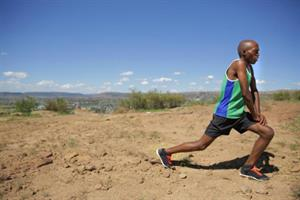 Watch: Samsung brings the story of a marathoner from Lesotho to the world