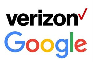 Your Call: Who pulled off its logo redesign better, Google or Verizon?