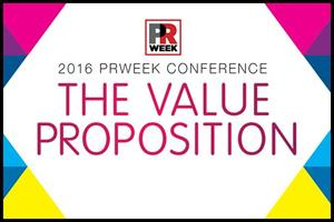Trio of CEOs, CMOs headline lineup for PRWeek Conference