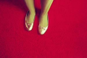 Don't worry, women of Cannes Lions: You can wear flats on the red carpet
