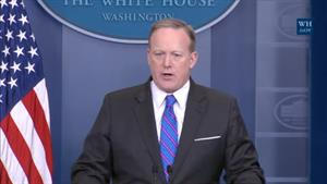 Watch: Wednesday's White House press briefing
