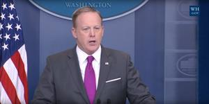 Watch: Thursday's White House press briefing