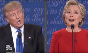 State of the debate: Communicators on Clinton v. Trump I